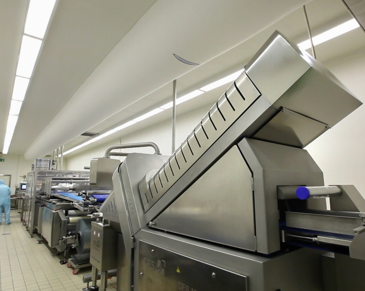 Camere Bianche Alimentari : Camere bianche applicazioni pannelli termici pannelli termici